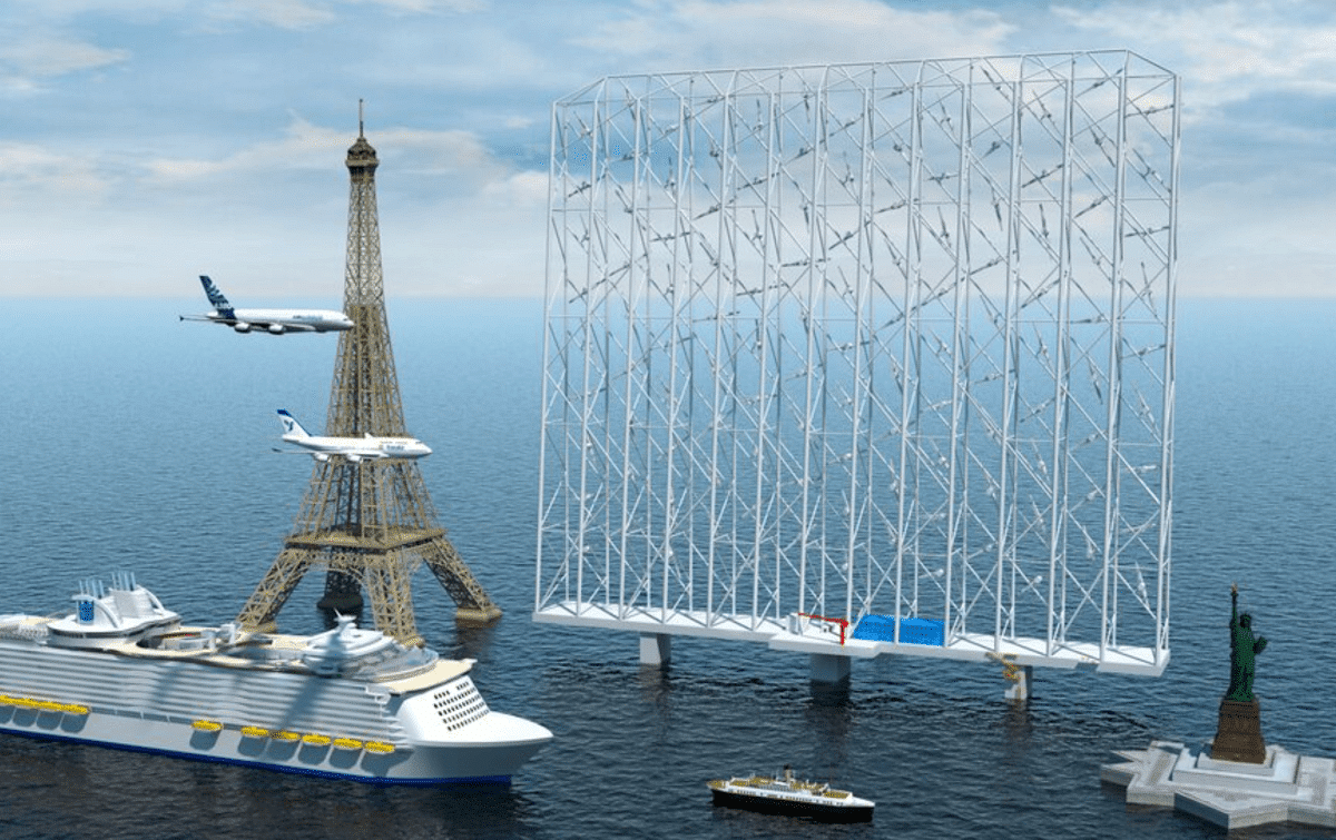 Wind Catching Systems Launches Floating Offshore Wind Technology