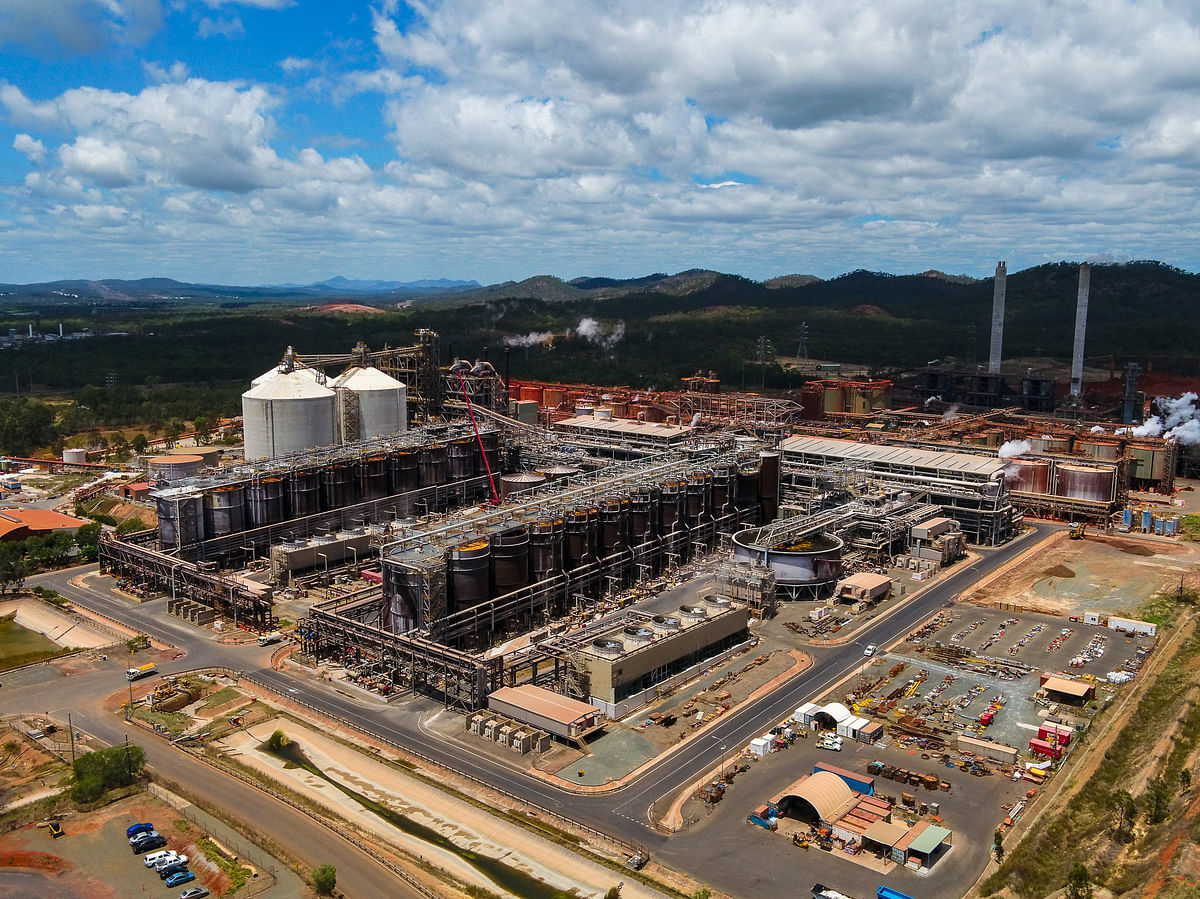 Hydrogen Pilot Plant at Gladstone's Yarwun Alumina Refinery