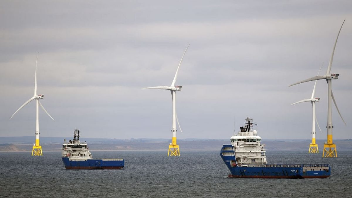 Crown Estate to Grant Seabed Rights for Wind Project Offshore UK