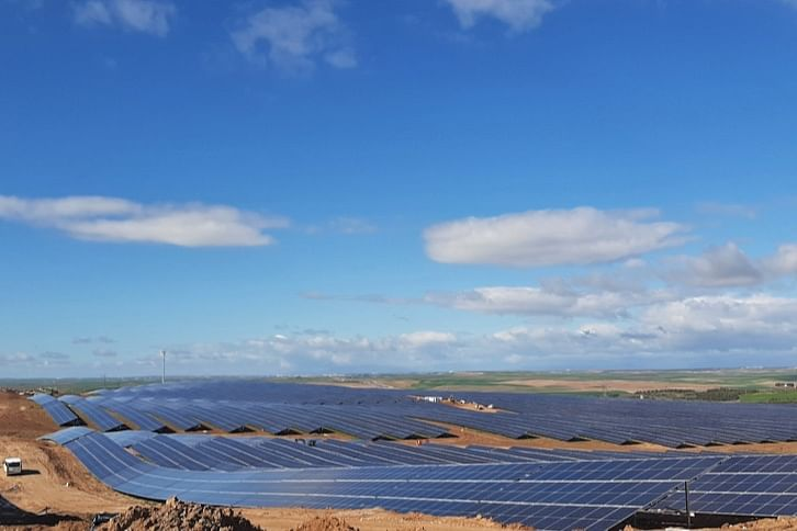 Iberdrola Commissions Photovoltaic Plant in Castile-La Mancha
