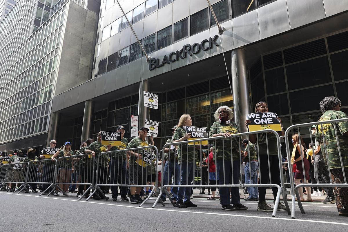 Warrior Met Coal Miners Seek BlackRock Support to End Strike