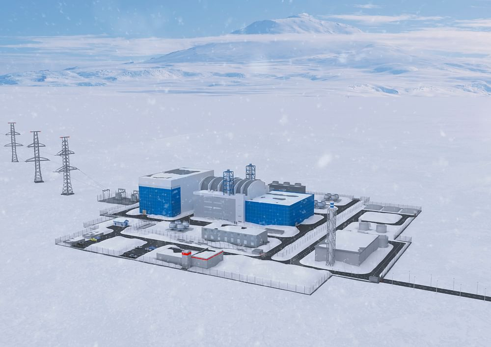 Rosatom Gets License for Nuclear Installations Construction