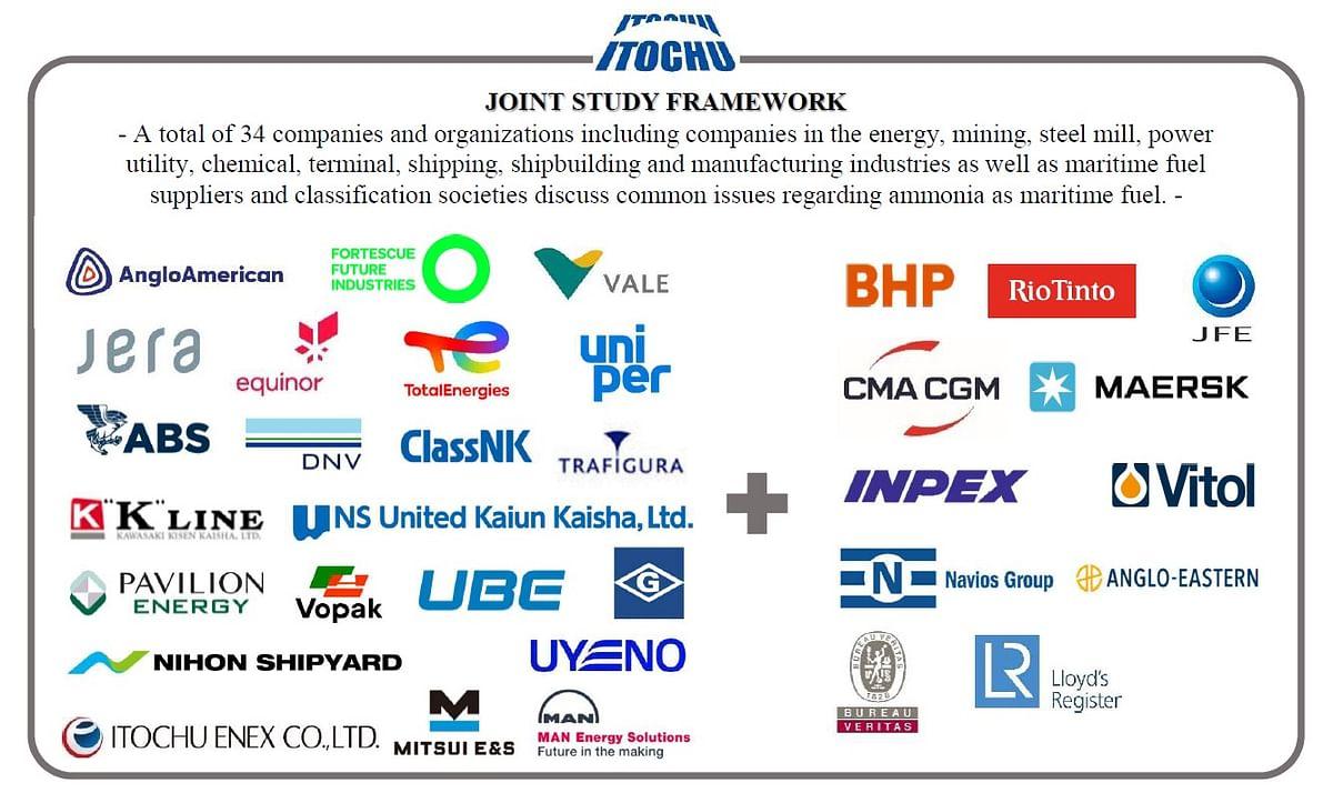 ITOCHU Expands Joint Study Framework on Ammonia