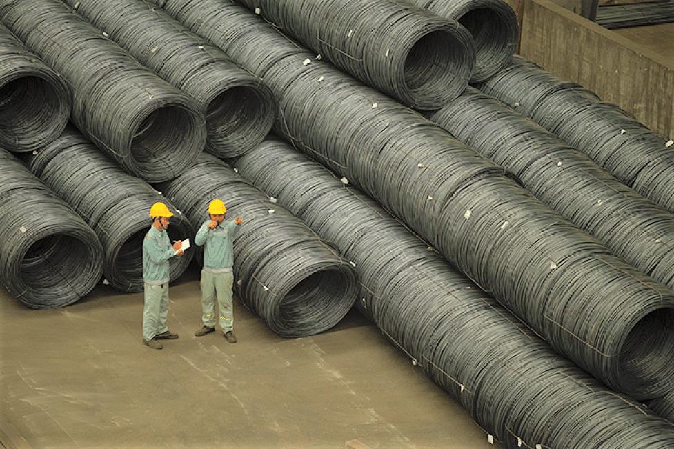 Hoa Phat Report 600KT Steel Sales in July 2021