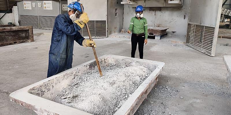 Runaya Offers to set up Aluminium Dross Plant at Hindalco & NALCO