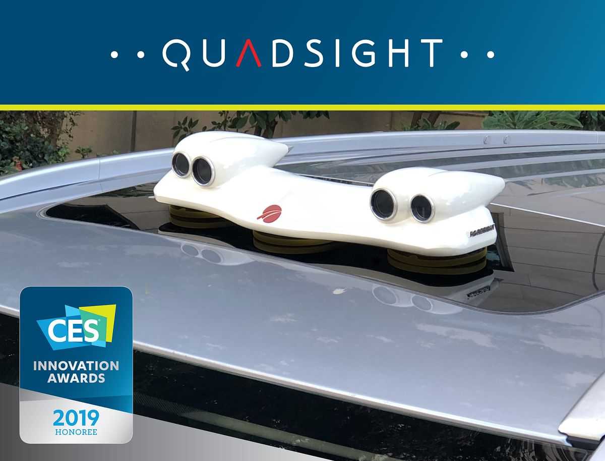 Chery to Test QuadSight Vision of Foresight