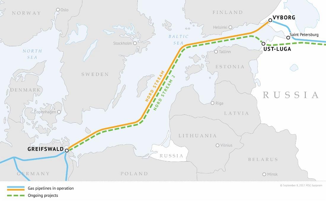 Strategic Cooperation between Gazprom & OMV Continues