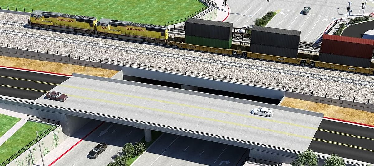 Skanska to Builds Road Grade Separation Project in California
