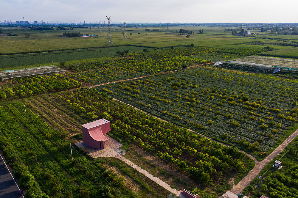 Cultural Centre to Bring Aesthetic Rejuvenation to Rural China