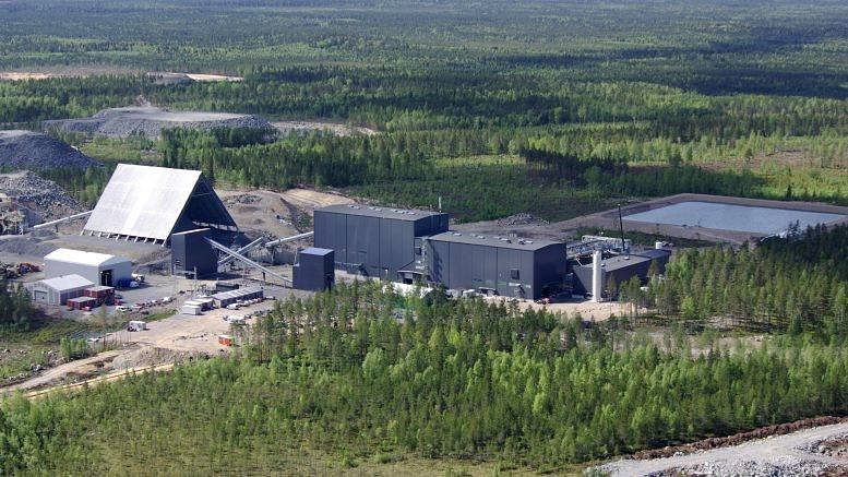 Otso Gold Mining Contract for Restart of Production in September