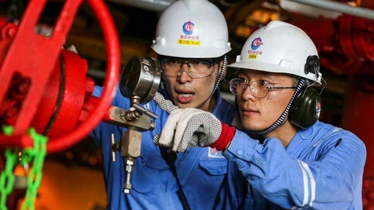 CNOOC Production Hit a Record High