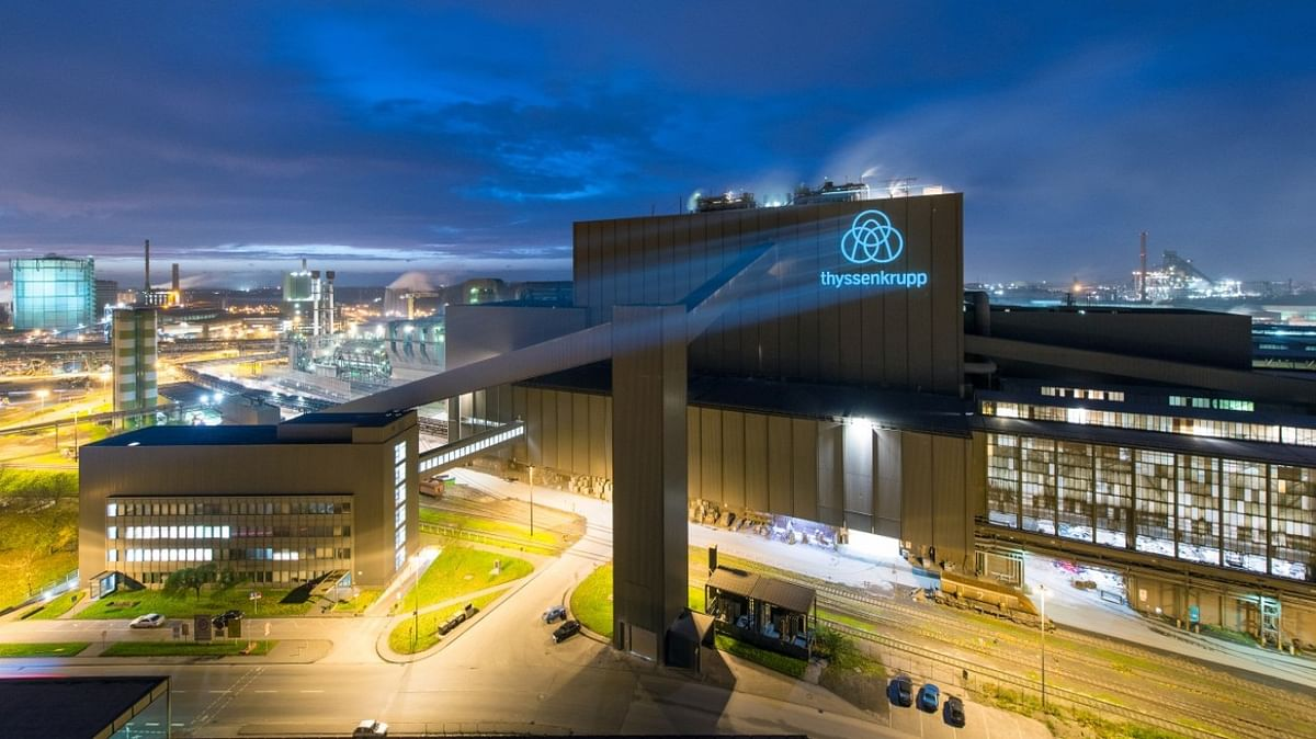 Thyssenkrupp Continues Positive Trend in 3rd Quarter