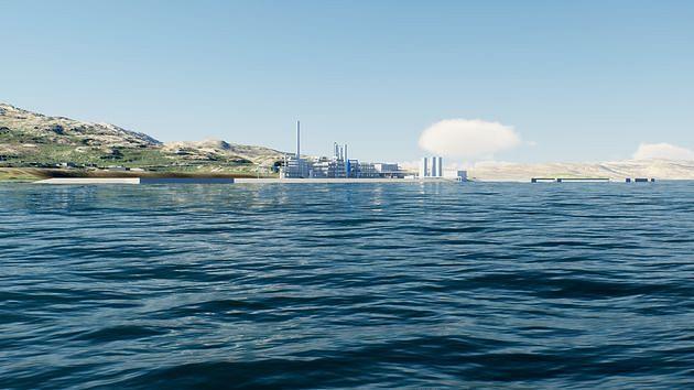 Horisont Energi & Port of Rotterdam Ink Blue Ammonia Pact