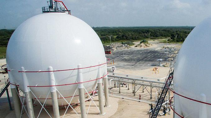 CB&I Storage Solutions Design for Large Liquid Hydrogen Sphere