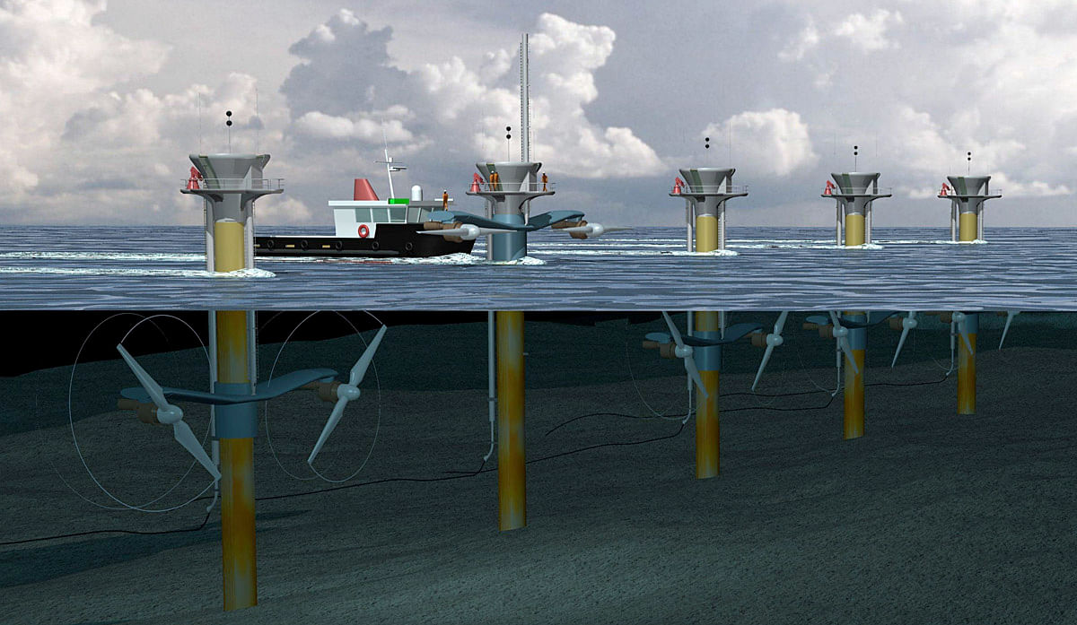KKK & Chebu Ink Pact with DP Energy for Tidal Energy in Canada
