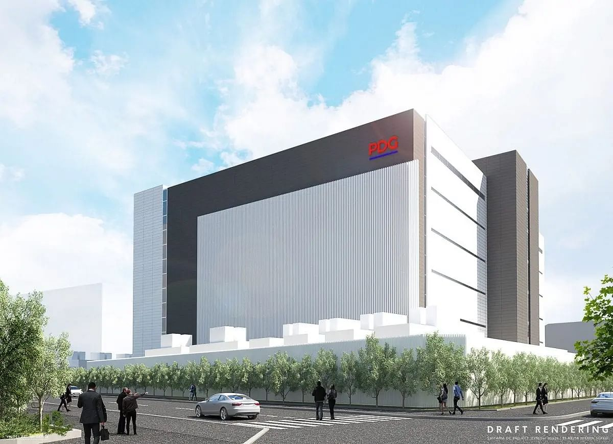 Lendlease to Build Data Centre in Tokyo in Japan