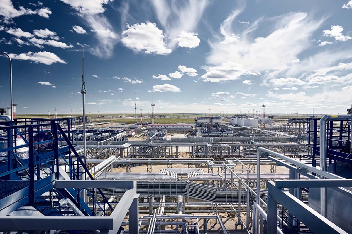 Gas-Storage Monitoring System Launched at Zapadno-Messoyakhskoye