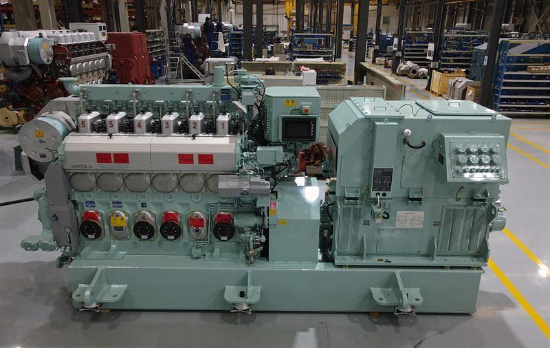 Wärtsilä 20DF Dual-Fuel Engine Upgraded to Deliver More Power