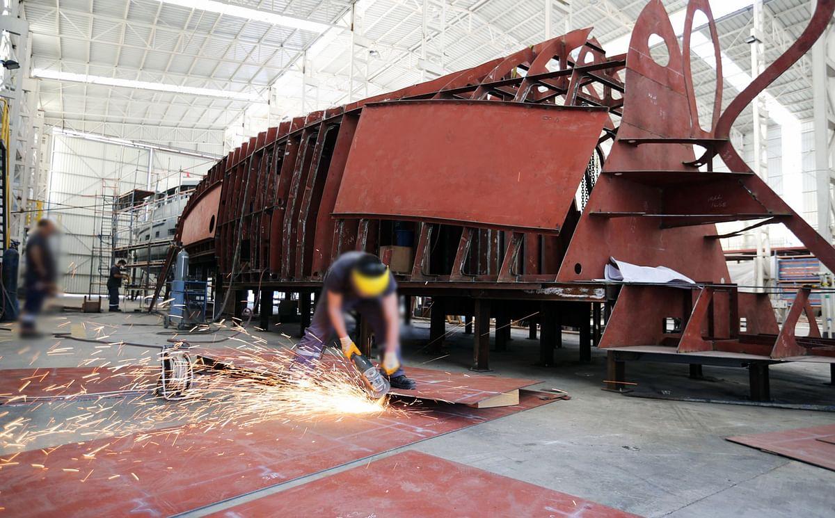 POSCO Seeking 64% Hike in Steel Plate Prices  H2 from Shipbuilders