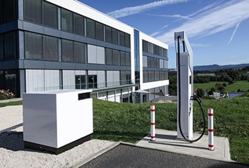 TUV SUD Certifies High Power Charger from ADS-TEC