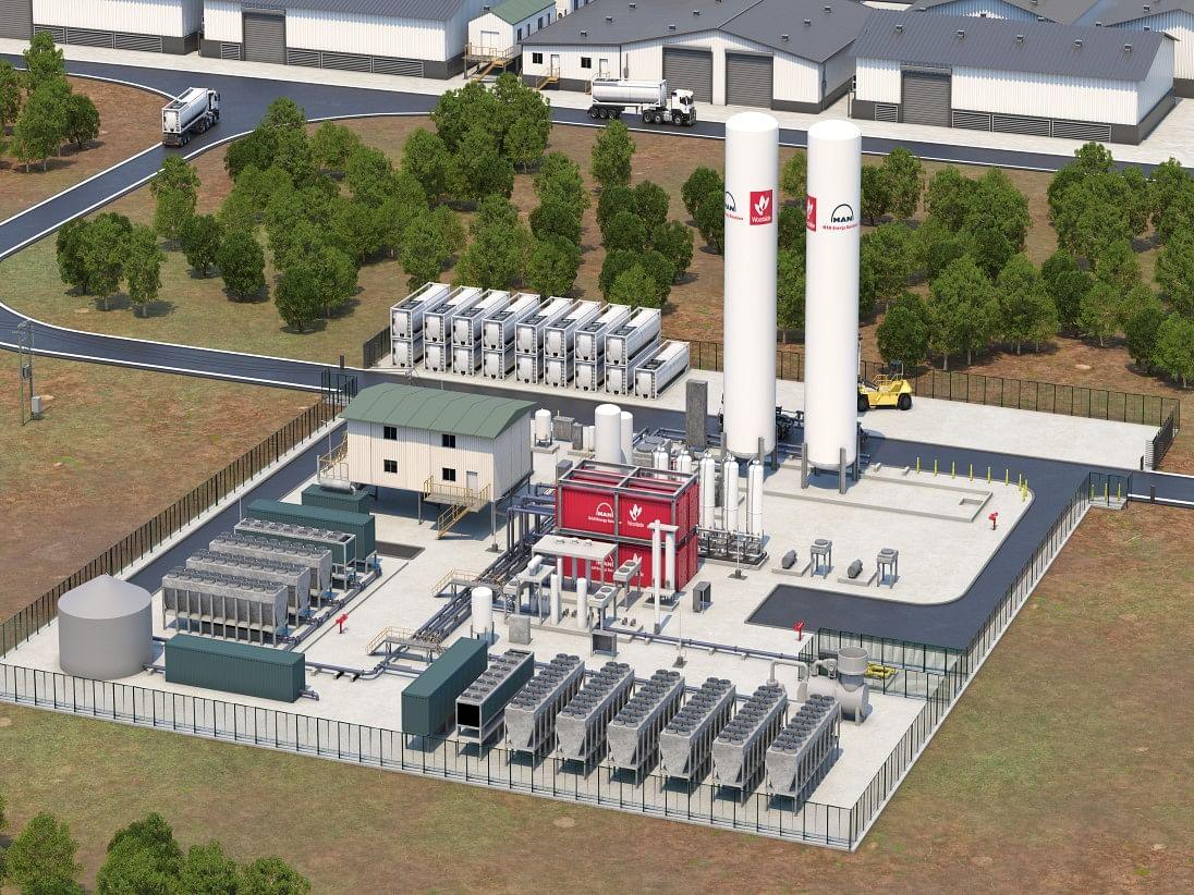 MAN Energy & Woodside Energy Alliance on Innovative LNG Technology