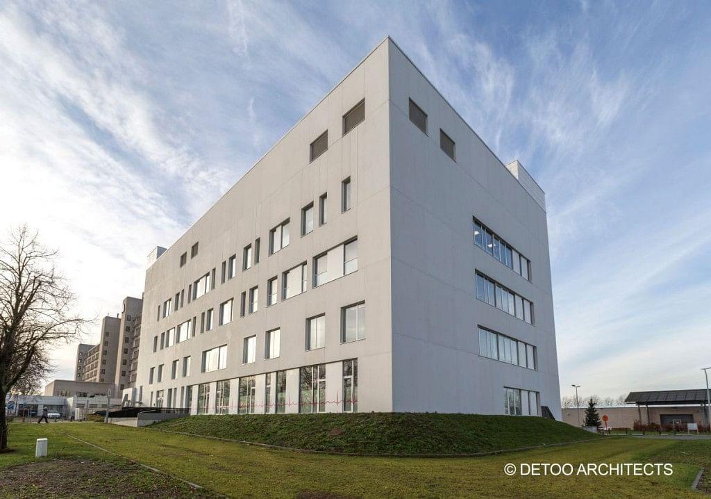 Siemens Fits S Building at Hospital ASZ in Aalst in Belgium