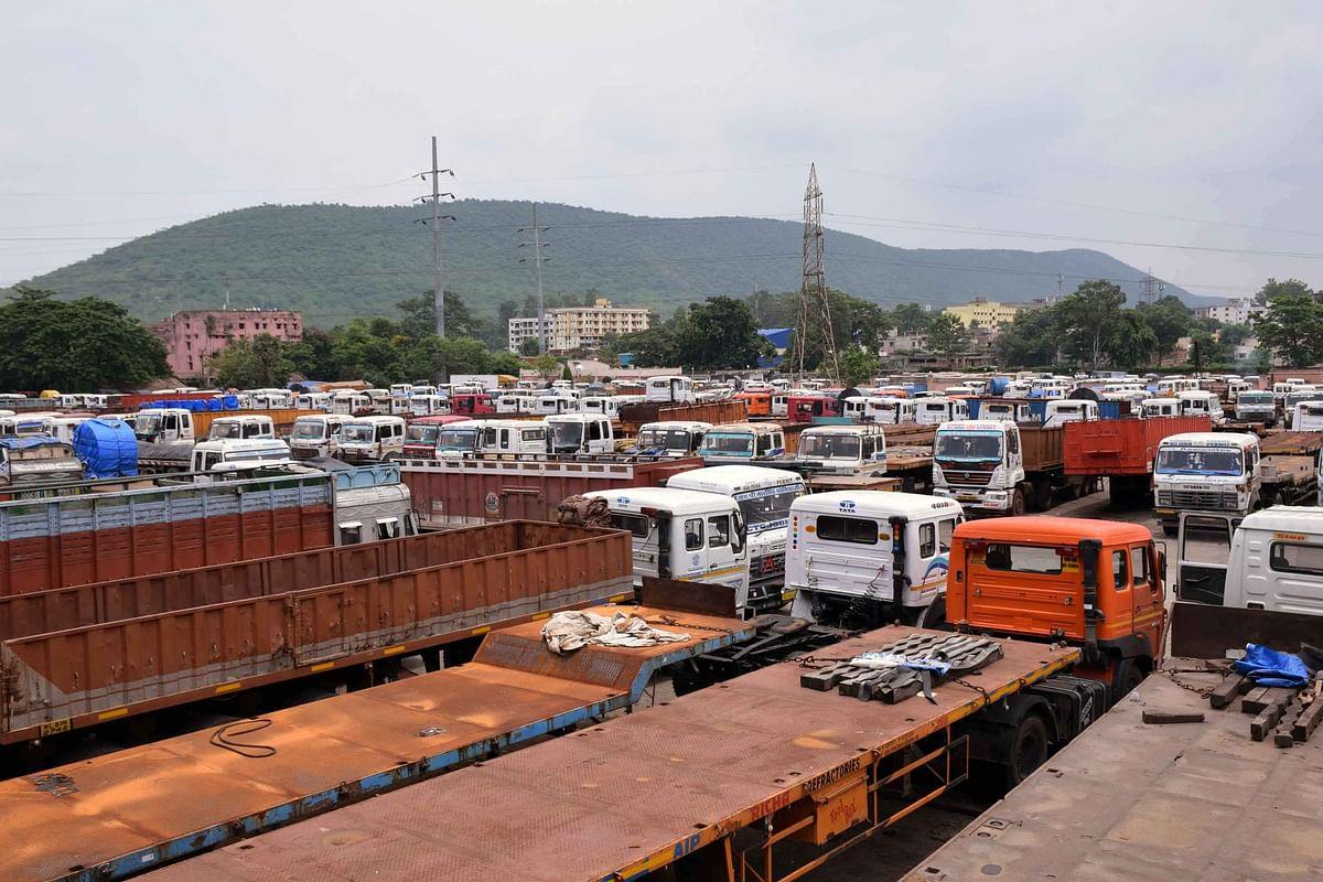 Jamshedpur Truck Association to Start Indefinite Strike