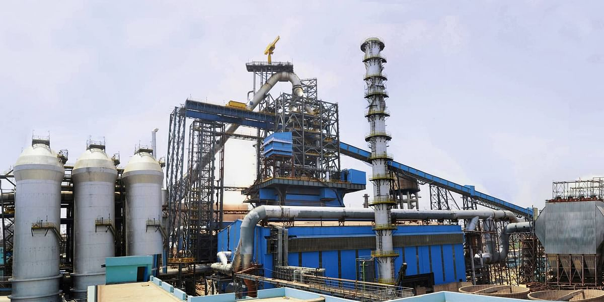 SAIL RSP Produces Record Crude Steel in July 2021