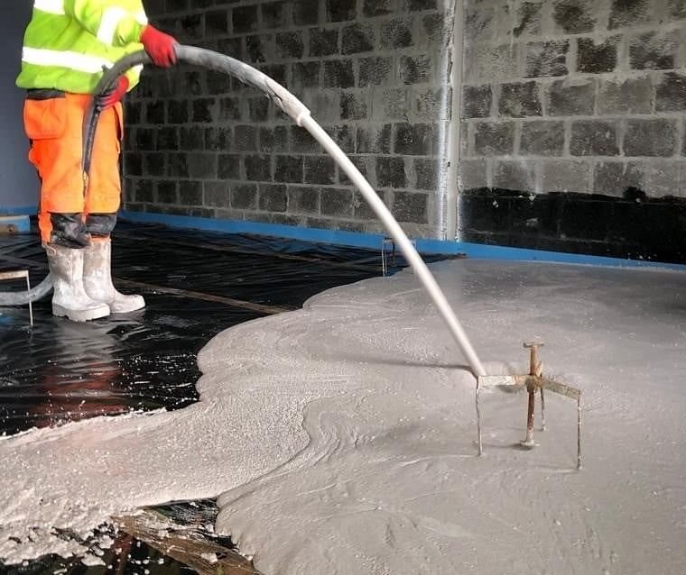 BBA Certification awarded to Gypsol Floor Screeds