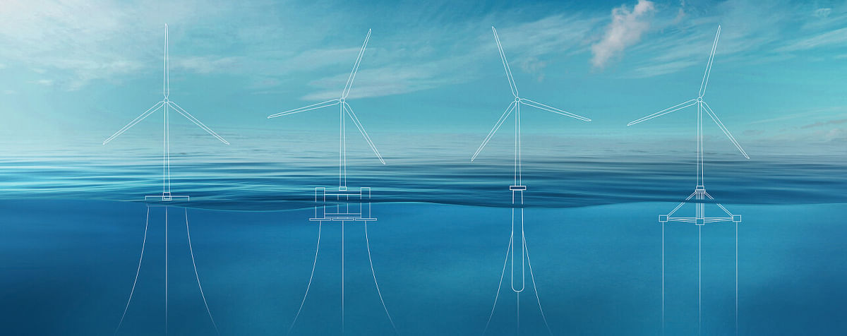 DNV Updates Standard for Floating Wind Turbine Structures