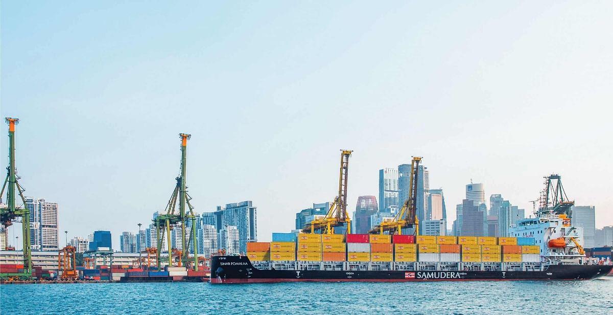 PSA & Samudera Ink Cargo Solutions & Logistics Pact