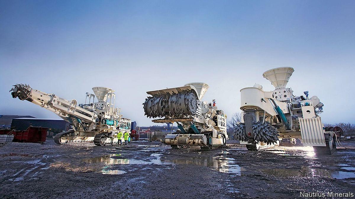 Deepsea Mining Company Loke Marine Mineral Sells Stake