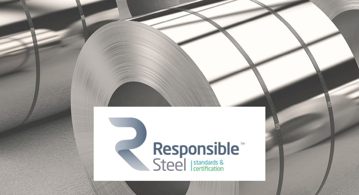 SRI Quality System is Responsible Steel Certification Body