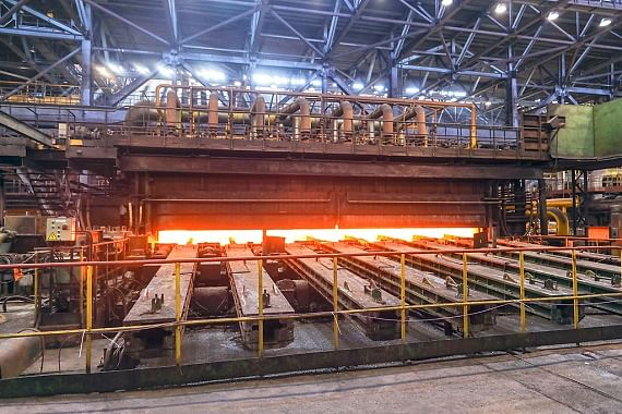 Metalloinvest Investing in Heating Furnace at OEMK for SBQ