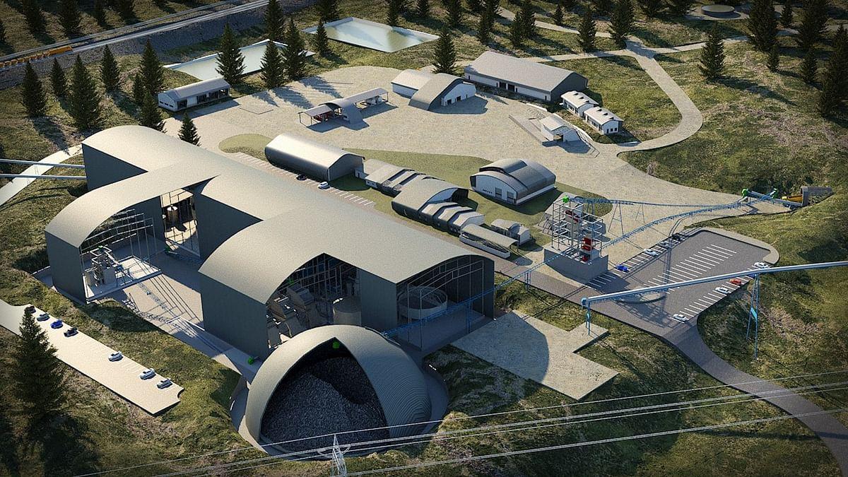 ABB Ability MineOptimize for Nordic Iron Ore Mine Sweden