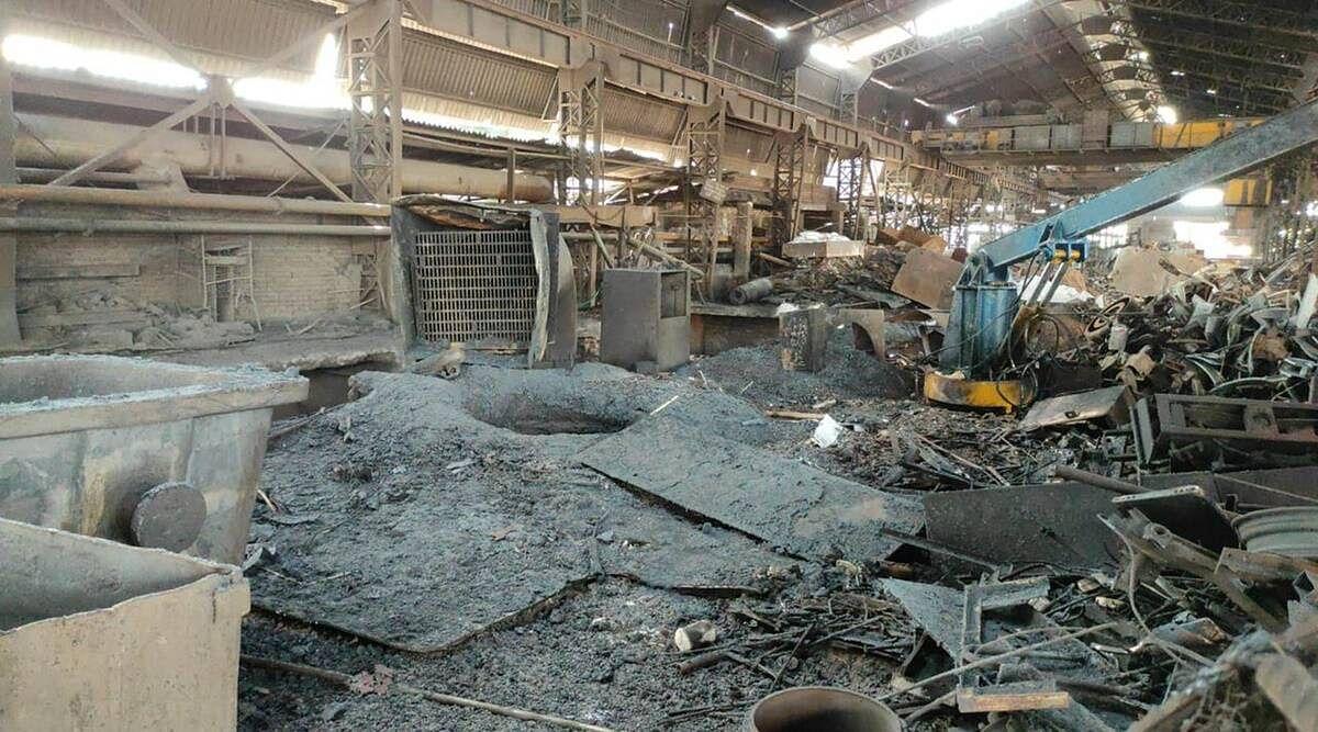 Furnace Blast at Punjab Steel Forging in Mandi Injures 12 Workers