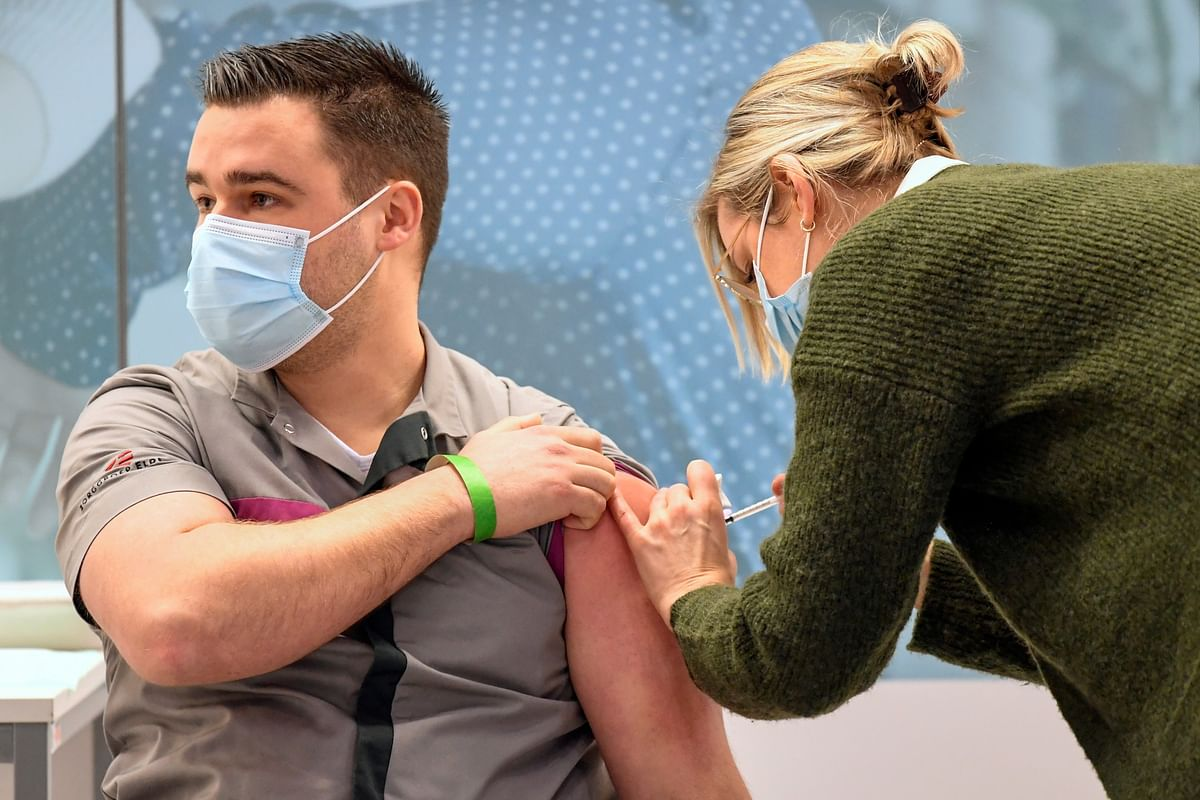75% Employee of Cleveland Cliffs Vaccinated with Incentive Program