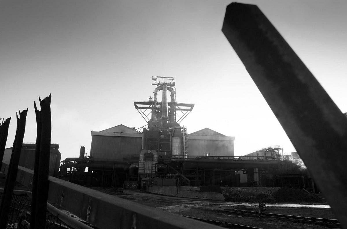 170 Years of Steel Making at Teesside in UK