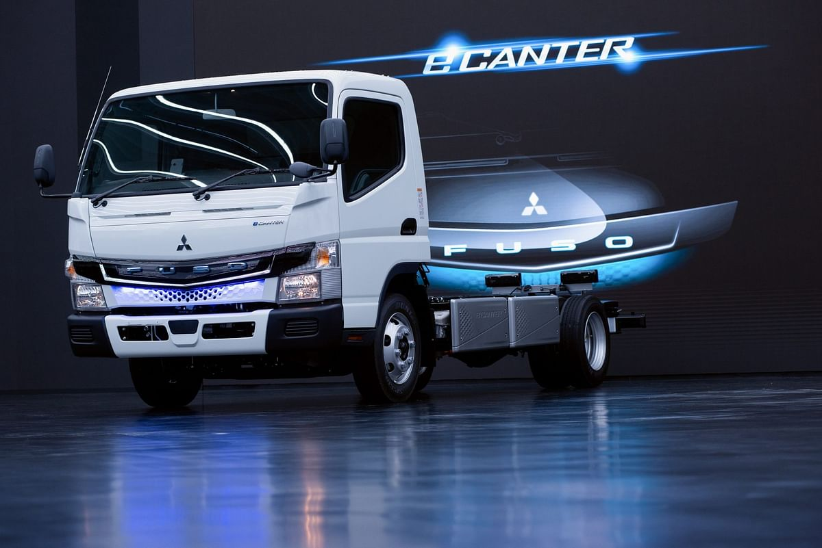 FUSO Canter Light-Duty Truck to Launch in Europe