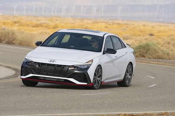Hyundai Unveils ELANTRA N in North America