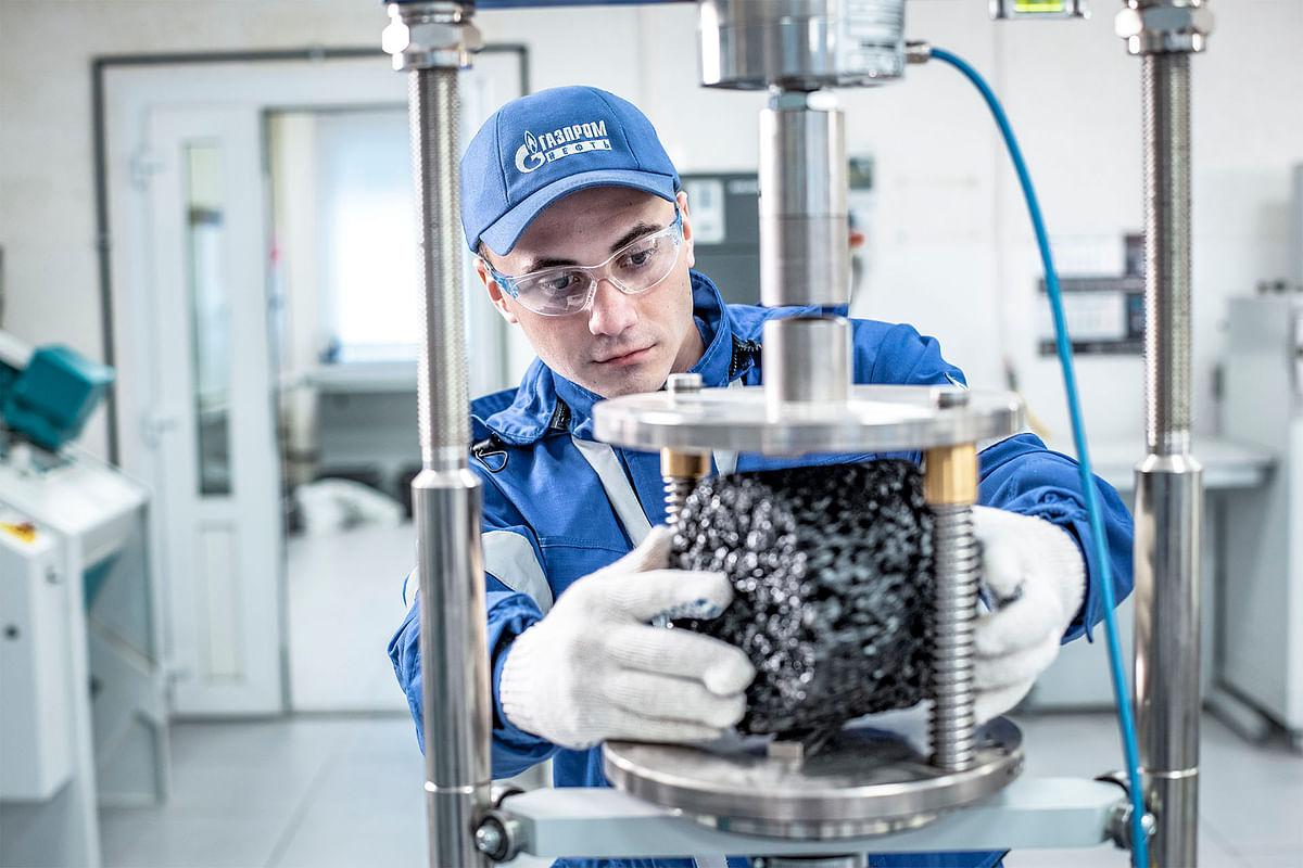 Gazpromneft-Bitumen Sales Increases by 50% in H1