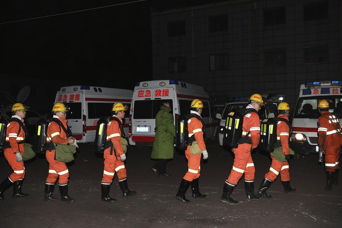 15 killed in Coal Mine Explosion in Shanxi