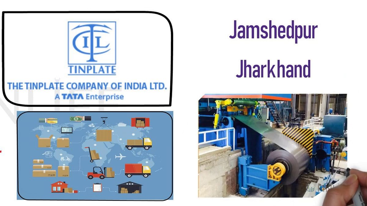 Tinplate Company of India to Add 300KT Line at Jamshedpur
