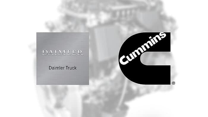 Daimler Truck & Cummins Join Hands for Commercial Vehicle Engines