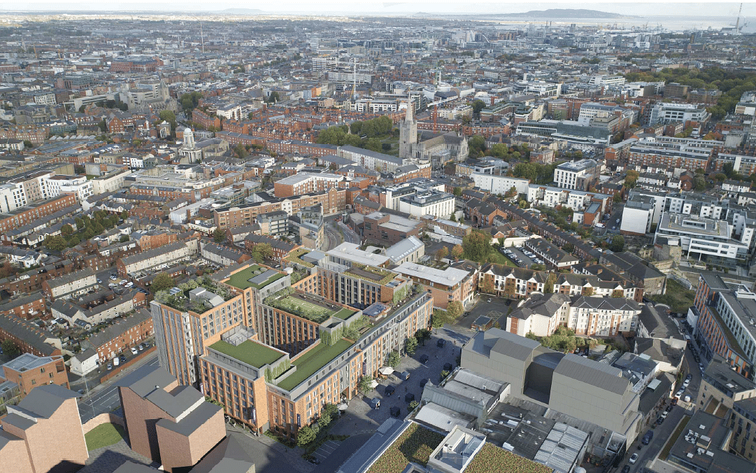 BAM Ireland Appointed for Newmarket Square Development