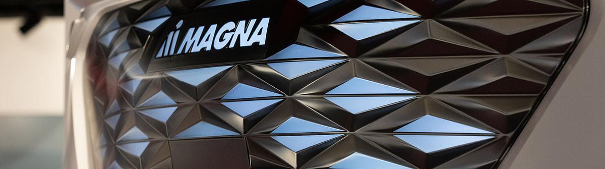 Magna Mezzo Panel Modernizing Face of Electric Vehicles