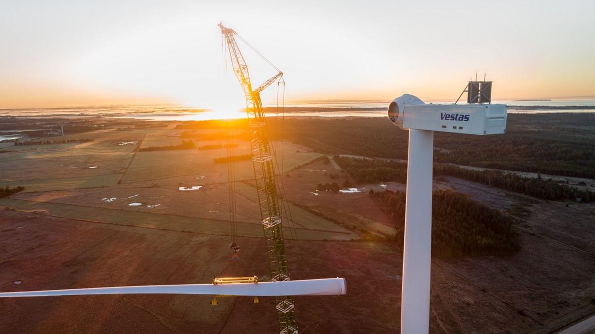 Vestas Secures 126 MW EnVentus Order in Finland