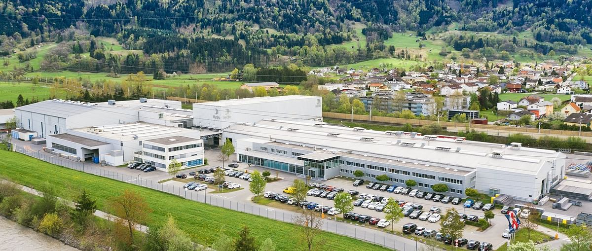 Hydro Extrusions Invests in Nenzing in Austria