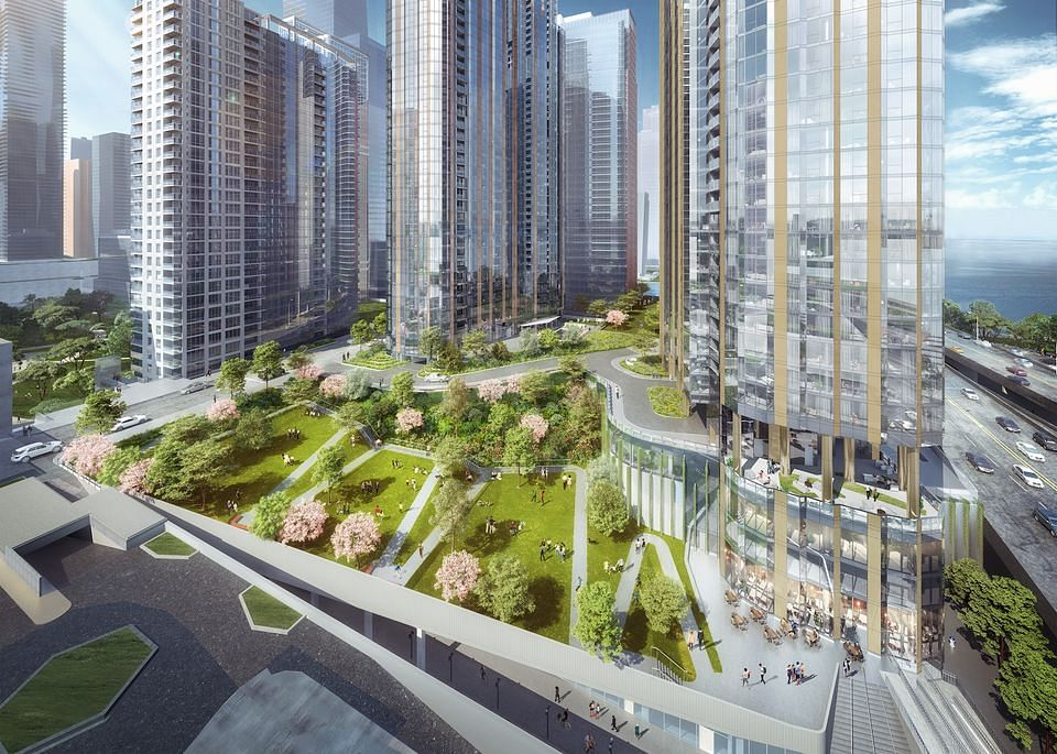 Lendlease & Magellan Welcome Residents to Cascade in Chicago