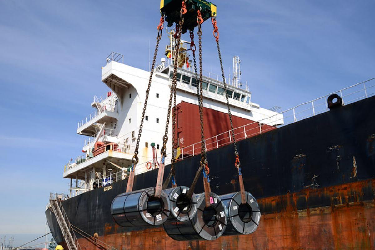 Kutch Steel Users Seek Steel Export Ban from India